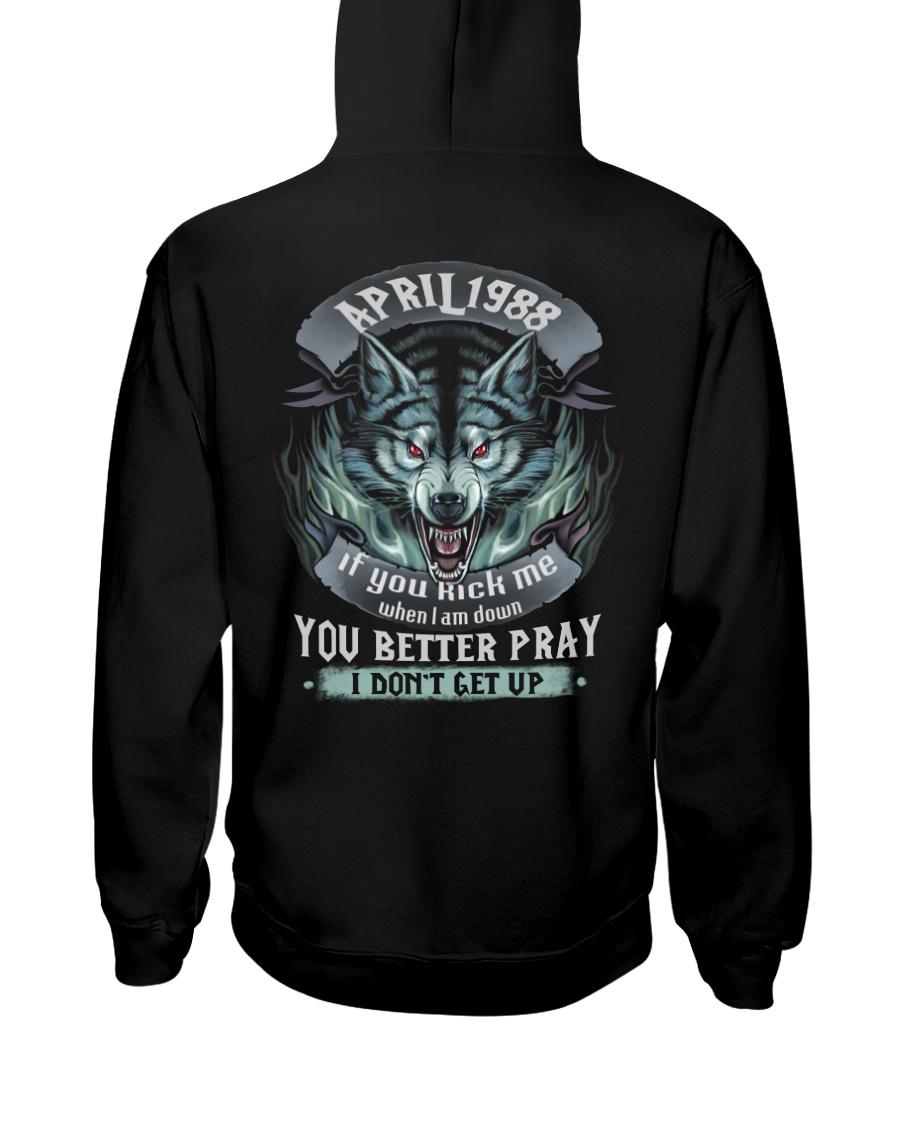 BETTER GUY 88-4 Hooded Sweatshirt