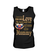 I Never Know- Mommy- Slovakia Unisex Tank tile