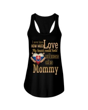 I Never Know- Mommy- Slovakia Ladies Flowy Tank thumbnail