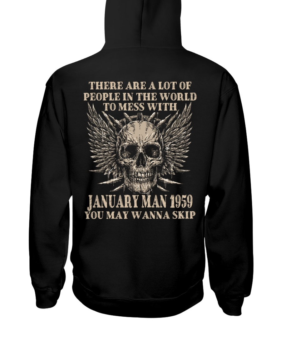 I AM A GUY 59-1 Hooded Sweatshirt