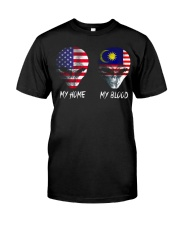 Malaysia Classic T-Shirt front