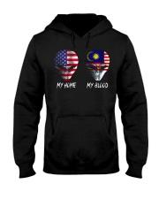 Malaysia Hooded Sweatshirt thumbnail