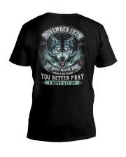 BETTER GUY 74-11 V-Neck T-Shirt thumbnail