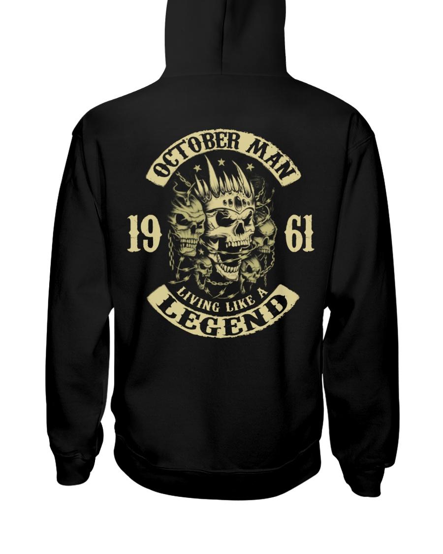 MAN 1961-10 Hooded Sweatshirt