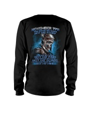 NOT MY 91-11 Long Sleeve Tee thumbnail