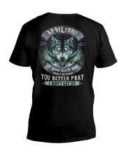BETTER GUY 80-4 V-Neck T-Shirt thumbnail