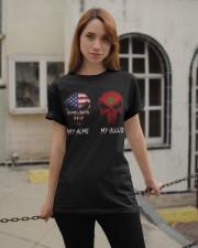 SKULL Morocco Classic T-Shirt apparel-classic-tshirt-lifestyle-19