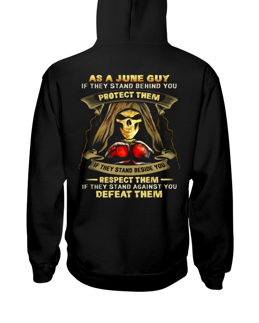 MONTH PROTECT 6 Hooded Sweatshirt