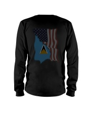Saint Lucia Long Sleeve Tee thumbnail