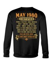 MESS WITH YEAR 80-5 Crewneck Sweatshirt thumbnail