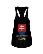 Awesome - Slovak Ladies Flowy Tank thumbnail
