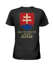 Awesome - Slovak Ladies T-Shirt thumbnail