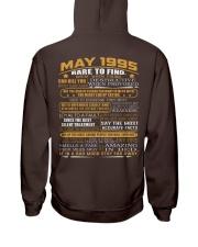 YEAR GREAT 95-5 Hooded Sweatshirt back