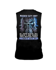 I DONT GET UP 87-3 Sleeveless Tee tile