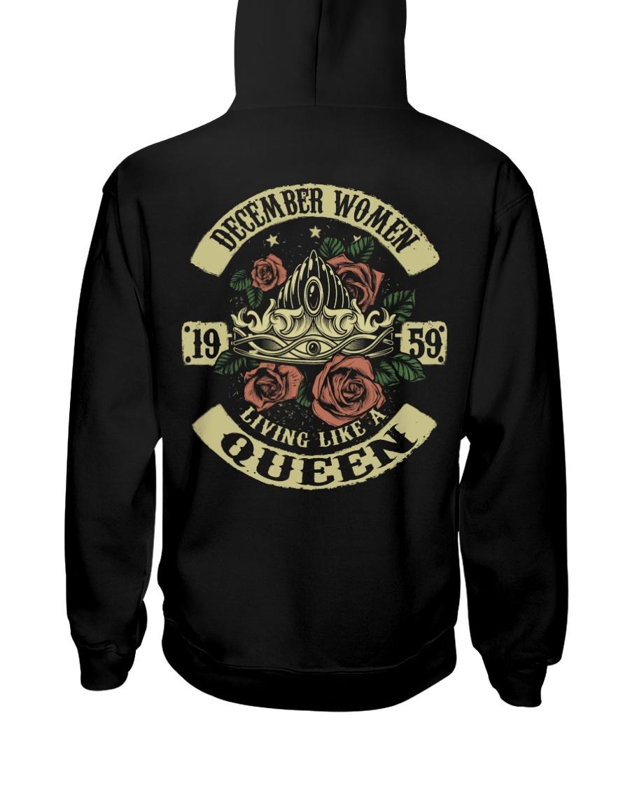 QUEEN 1959 - 012 Hooded Sweatshirt
