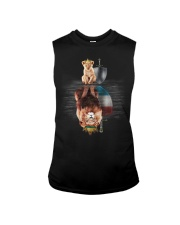 Lion-Luxembourg Sleeveless Tee thumbnail