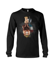 Lion-Luxembourg Long Sleeve Tee thumbnail