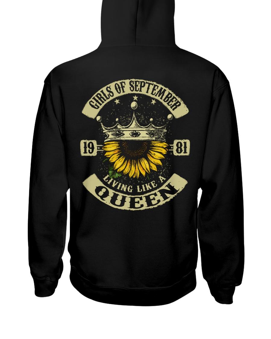1981-9 Hooded Sweatshirt