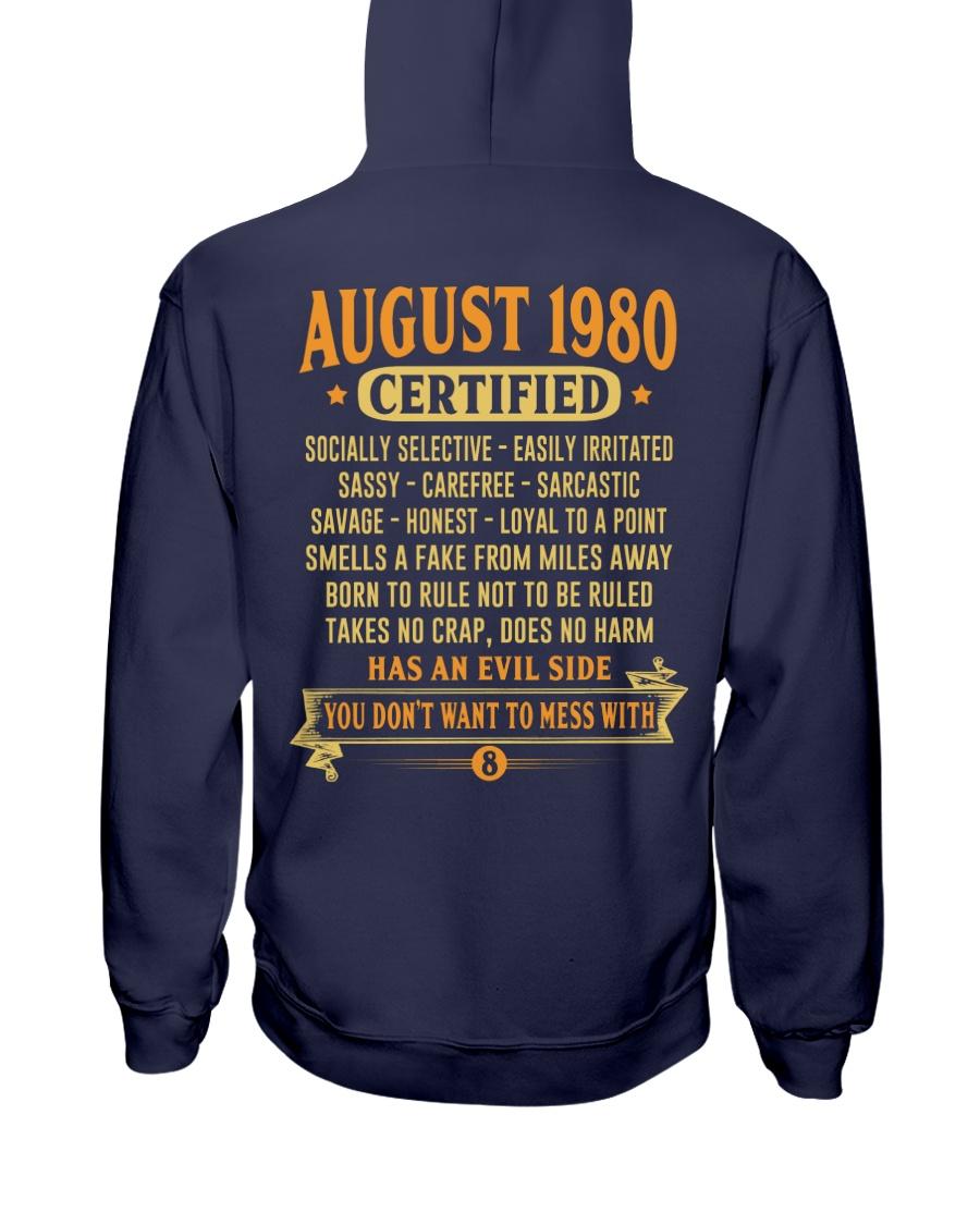 MESS WITH YEAR 80-8 Hooded Sweatshirt
