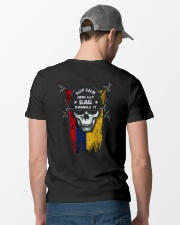 DAD Colombia Classic T-Shirt lifestyle-mens-crewneck-back-6