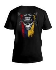 DAD Colombia V-Neck T-Shirt thumbnail
