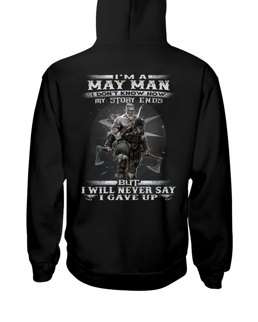 THE MAN 5 Hooded Sweatshirt