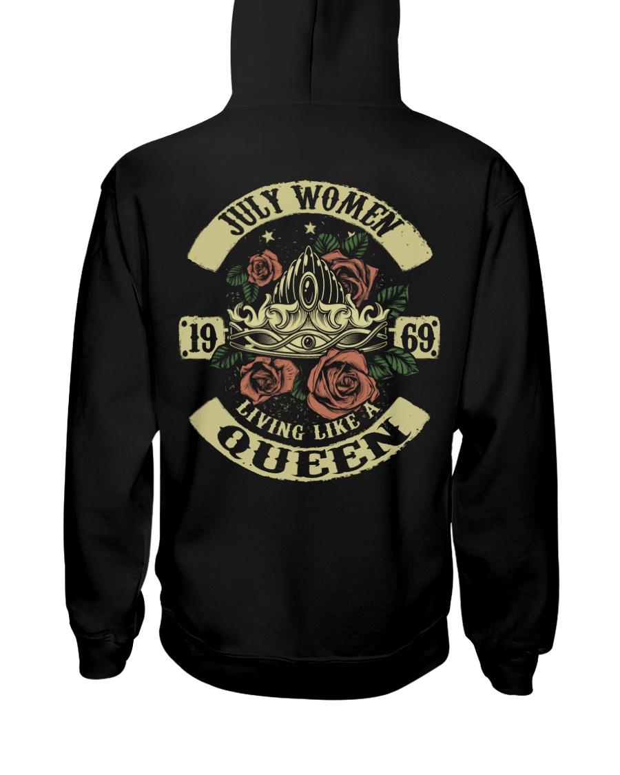 QUEEN 1969 - 07 Hooded Sweatshirt