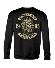 MAN 1985-1 Crewneck Sweatshirt thumbnail