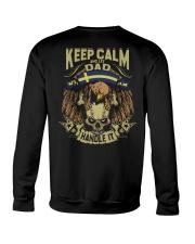 Keep Calm Dad - Sweden Crewneck Sweatshirt thumbnail