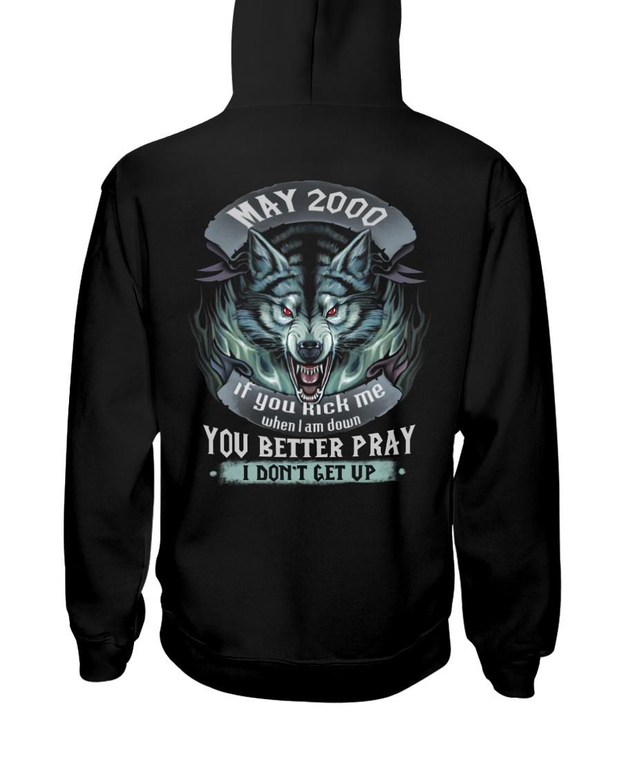 BETTER GUY 00-5 Hooded Sweatshirt