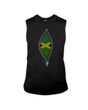 Zipper Jamaica Sleeveless Tee thumbnail