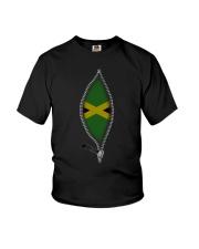 Zipper Jamaica Youth T-Shirt thumbnail