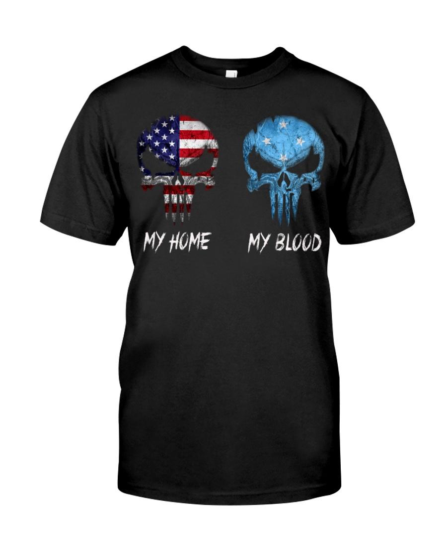 SKULL Micronesia Classic T-Shirt