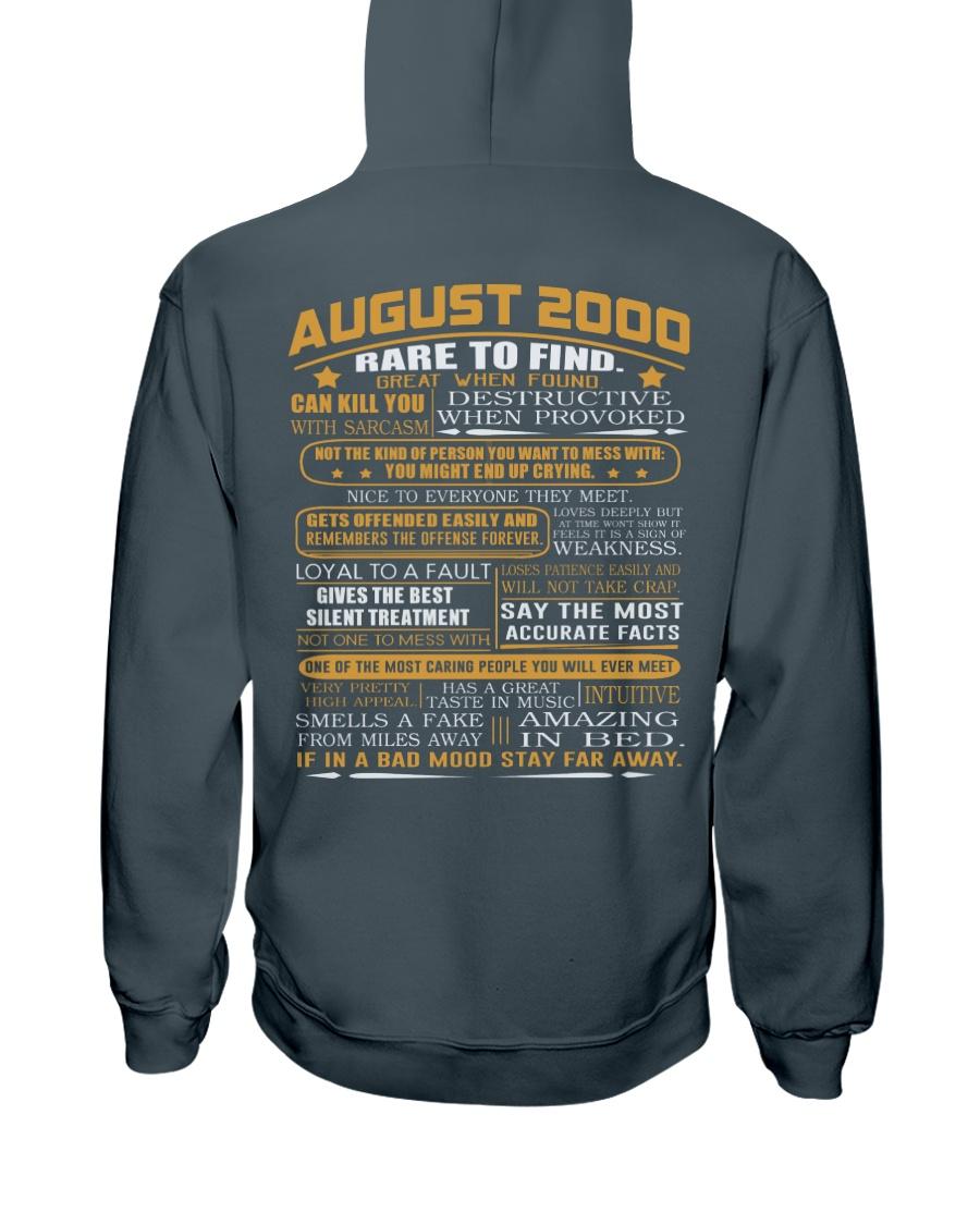 YEAR GREAT 00-8 Hooded Sweatshirt