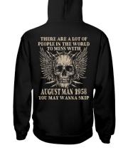 I AM A GUY 58-8 Hooded Sweatshirt back