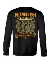 MESS WITH YEAR 64-12 Crewneck Sweatshirt thumbnail