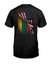 Flag-Lithuania Classic T-Shirt thumbnail