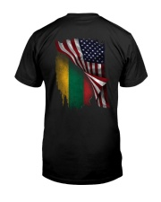 Flag-Lithuania Premium Fit Mens Tee tile