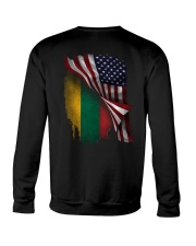 Flag-Lithuania Crewneck Sweatshirt thumbnail