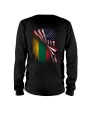 Flag-Lithuania Long Sleeve Tee thumbnail