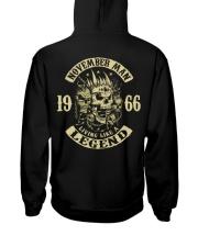 MAN 1966-11 Hooded Sweatshirt back