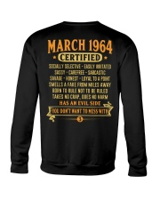 MESS WITH YEAR 64-3 Crewneck Sweatshirt thumbnail