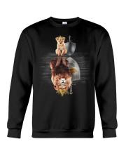 Lion-Cyprus Crewneck Sweatshirt thumbnail