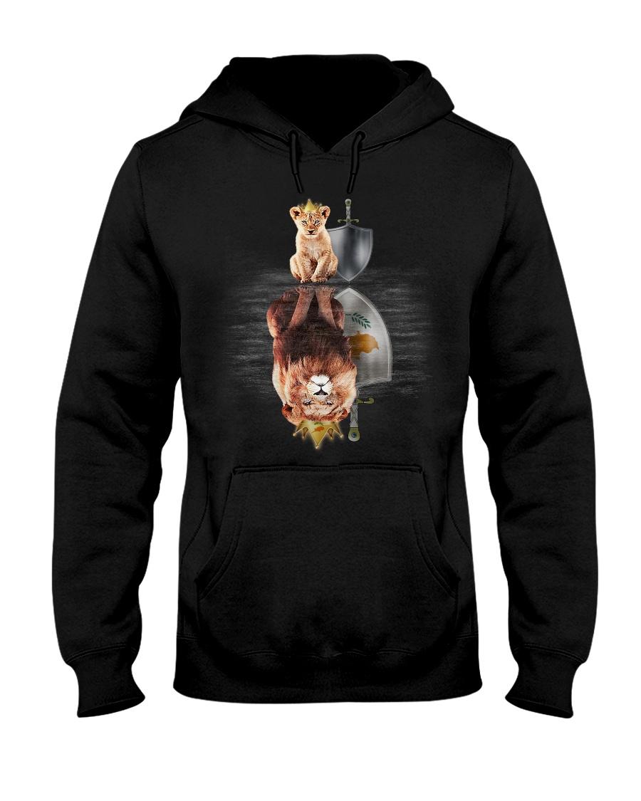 Lion-Cyprus Hooded Sweatshirt