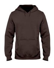 YEAR GREAT 95-7 Hooded Sweatshirt front