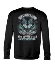 BETTER GUY 95-9 Crewneck Sweatshirt thumbnail