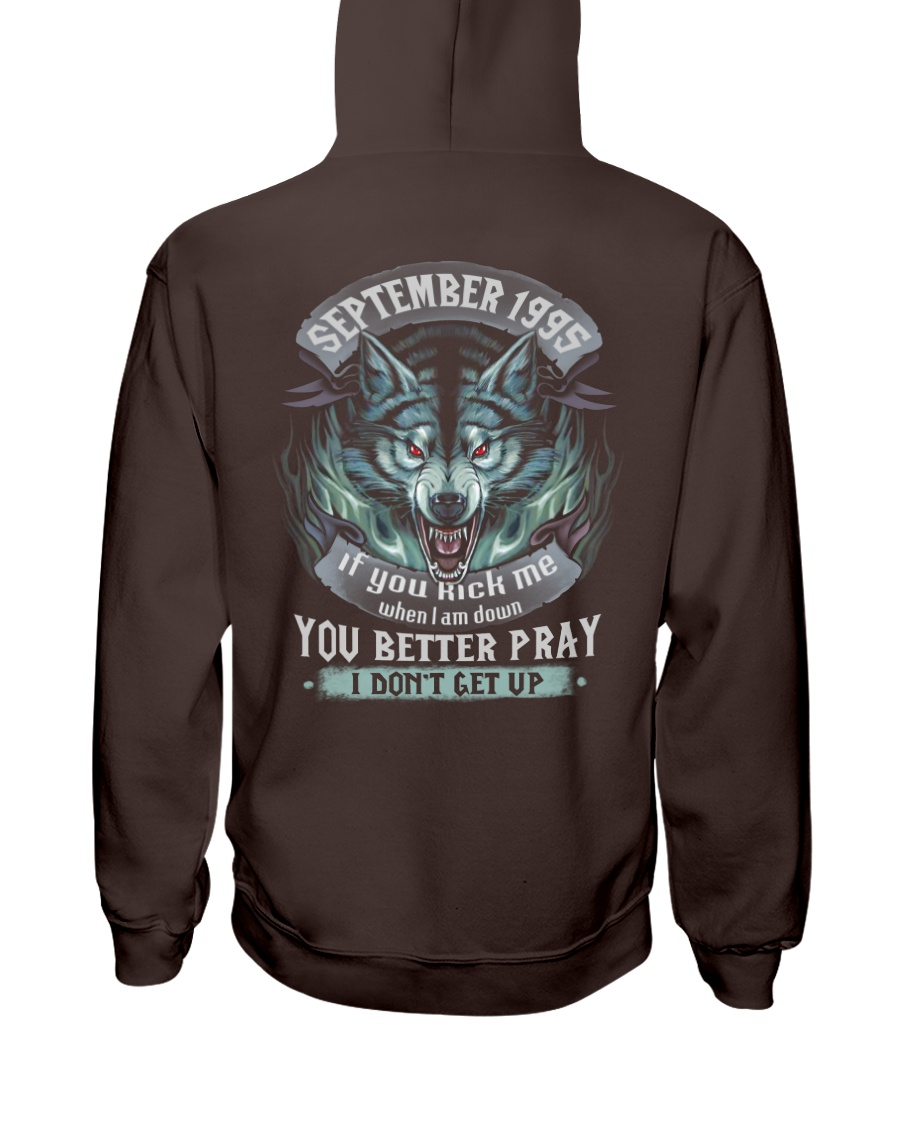 BETTER GUY 95-9 Hooded Sweatshirt