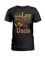 I Never Know- Uncle- Portugal Ladies T-Shirt thumbnail