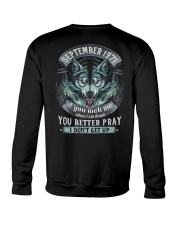 BETTER GUY 71-9 Crewneck Sweatshirt thumbnail