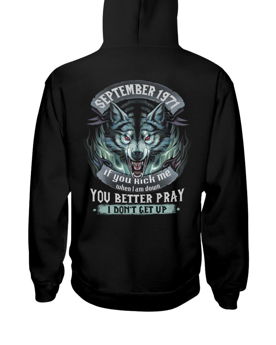 BETTER GUY 71-9 Hooded Sweatshirt